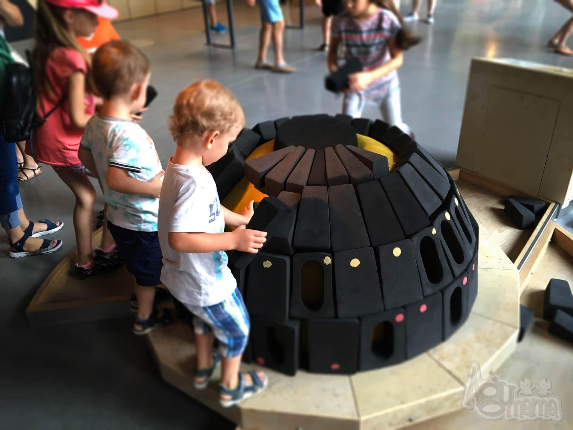 Centrum Nauki Kopernik kopuła