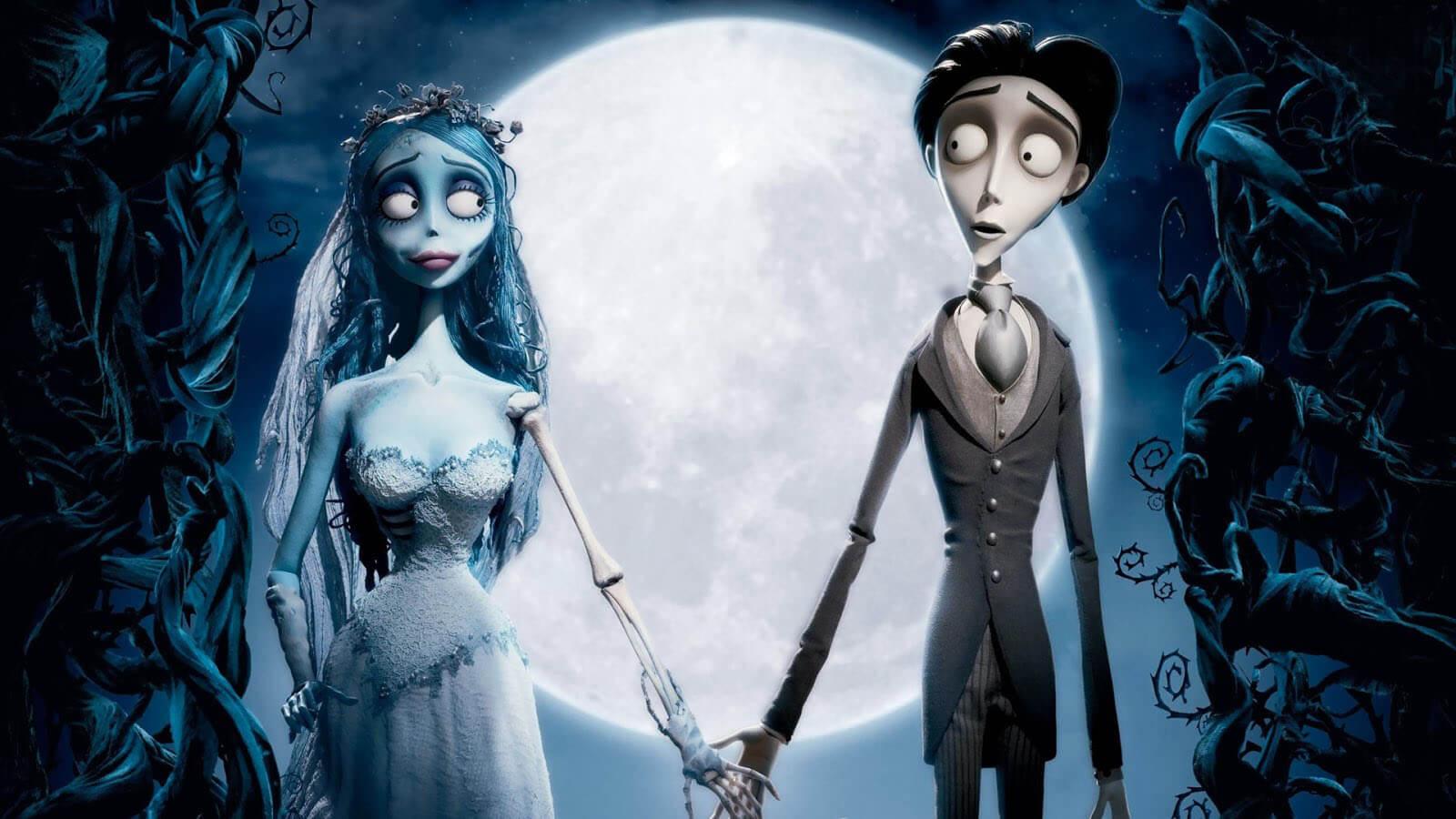 filmy na Halloween Gnijąca Panna Młoda