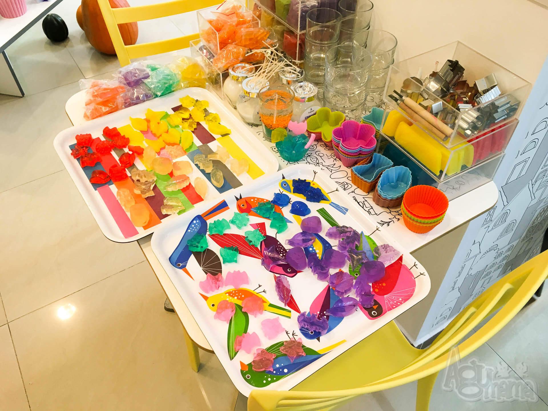 prezenty od serca formy i kolory