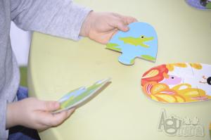 puzzle CzuCzu krokodyl