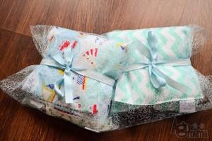 książeczki sensoryczne prezenty