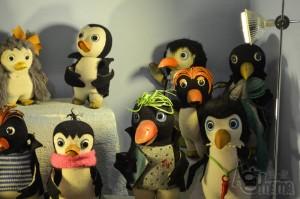 Se-ma-for Muzeum Animacji Mały Pingwin Pik Pok