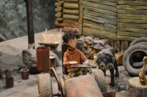 Se-ma-for Muzeum Animacji Kadr z filmu Piotruś i wilk