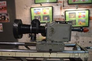 Se-ma-for Muzeum Animacji zabytkowa kamera
