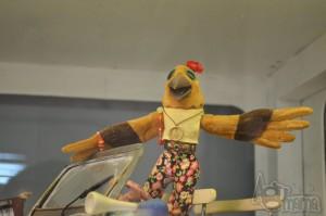 Se-ma-for Muzeum Animacji lalka z bajki Parauszek