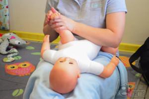 masaż Shantala masaż lali