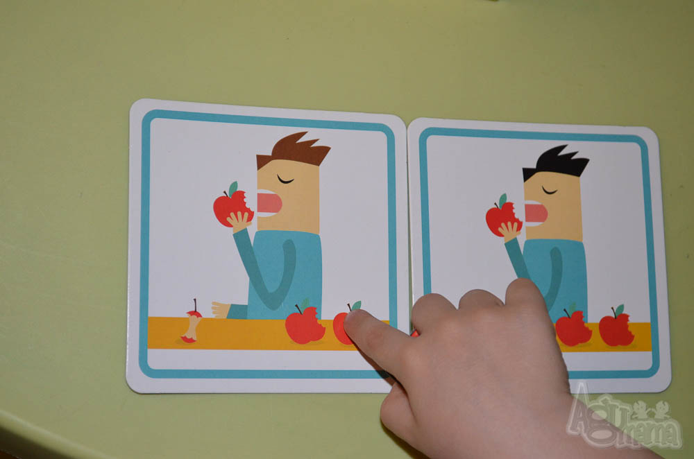 nauka zapamiętywania różne karty