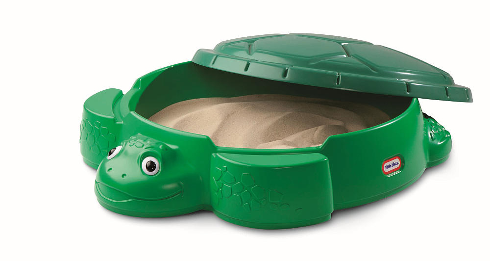 piaskownica plastikowa żółwik