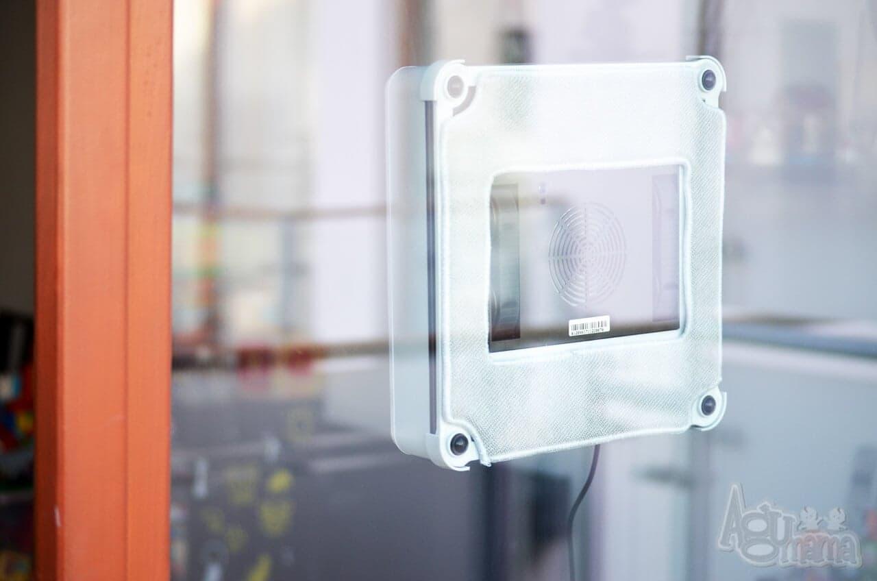glassbot robot do mycia szyb od zewnątrz