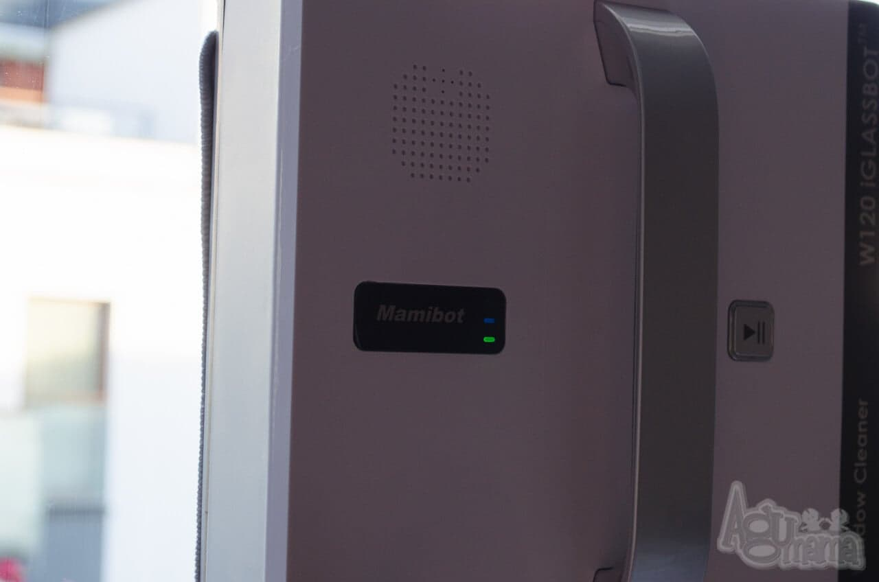 glassbot robot do mycia szyb logo mamibot