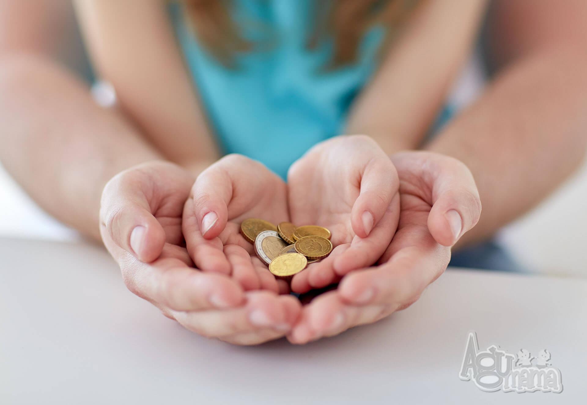 Agumama - jak rozmawiać z dzieckiem o pieniądzach