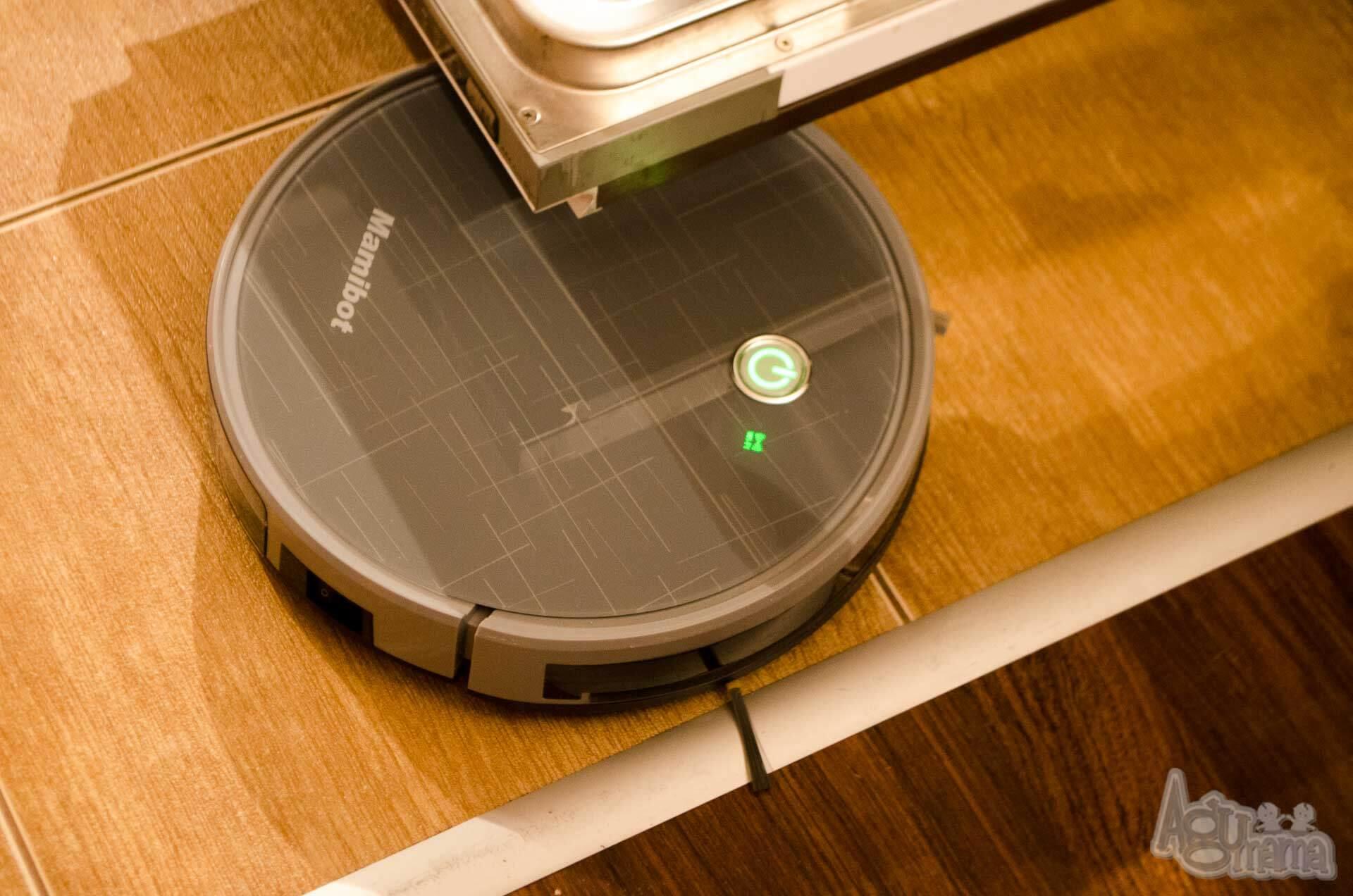 robot sprzątający Mamibot Grey