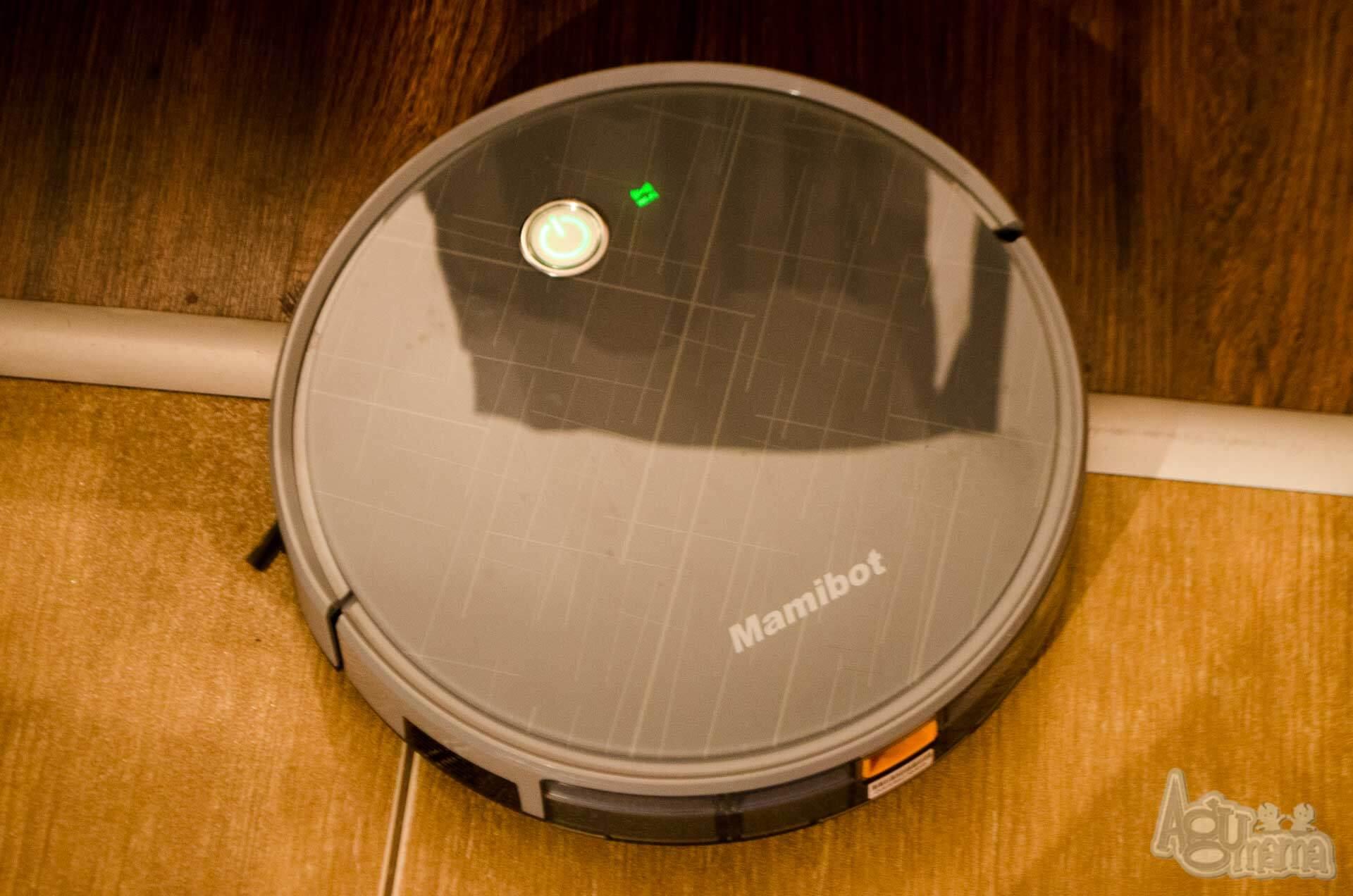 robot sprzątający różne rodzaje powierzchni