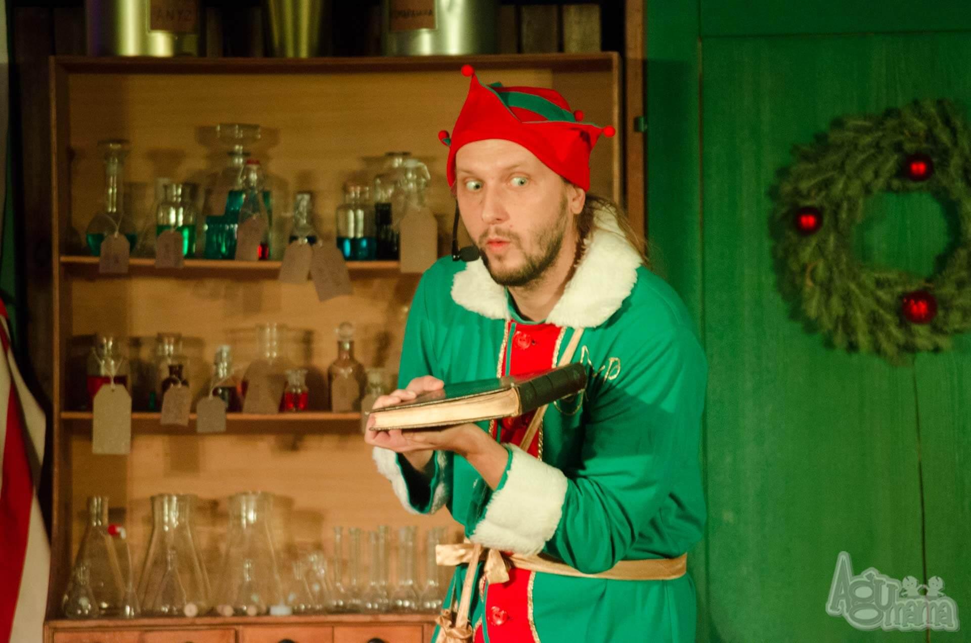wielka fabryka elfów elf ważniak
