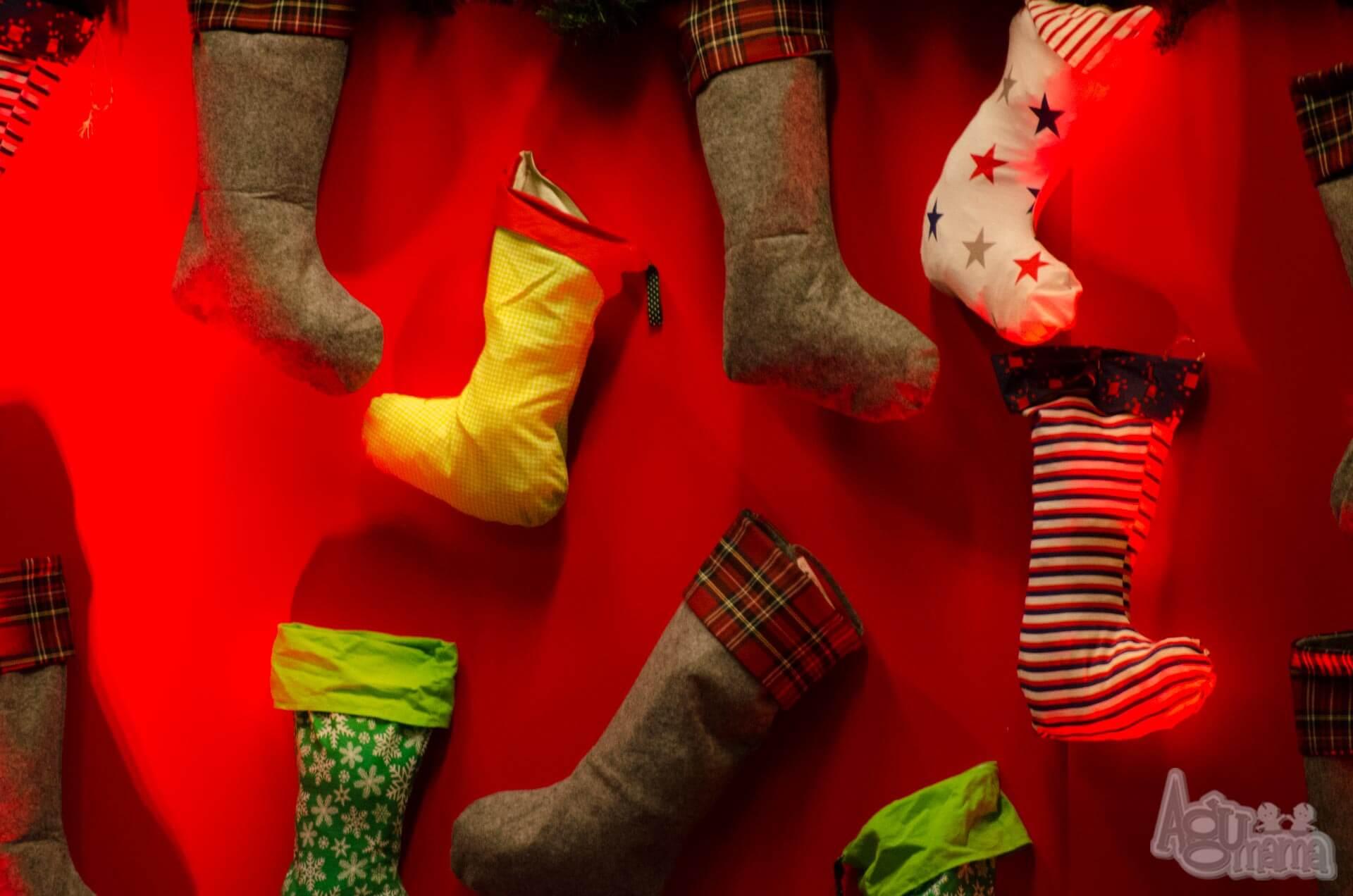 wielka fabryka elfów skarpety na prezenty