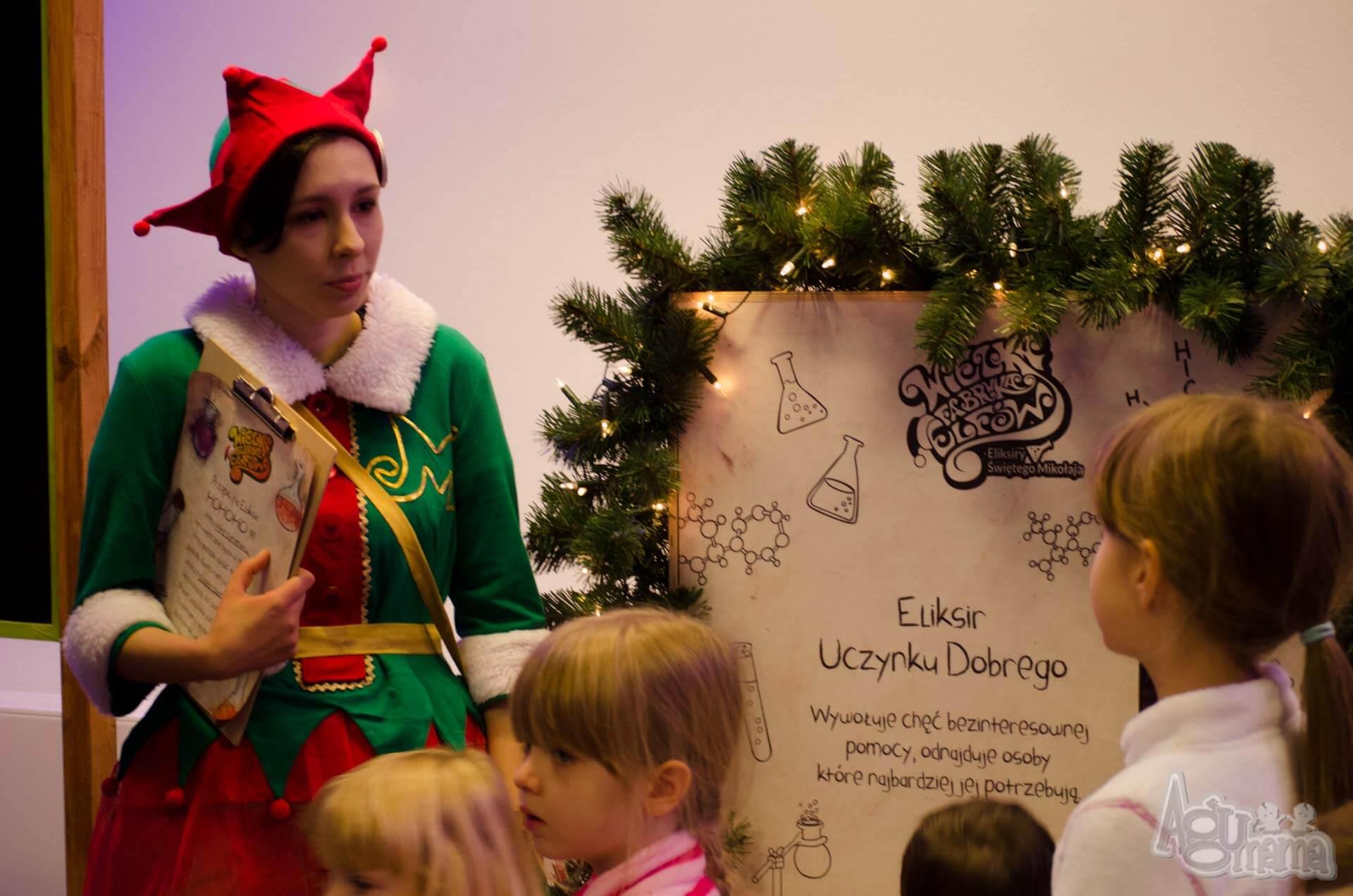 wielka fabryka elfów zadania logiczne
