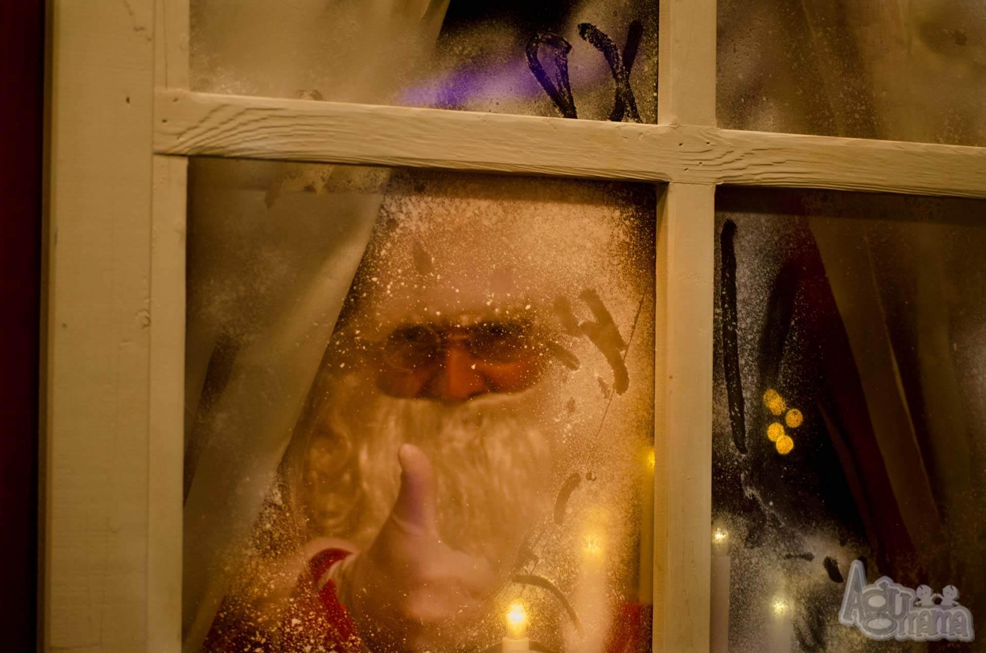 agumama wielka fabryka elfów święty mikołaj