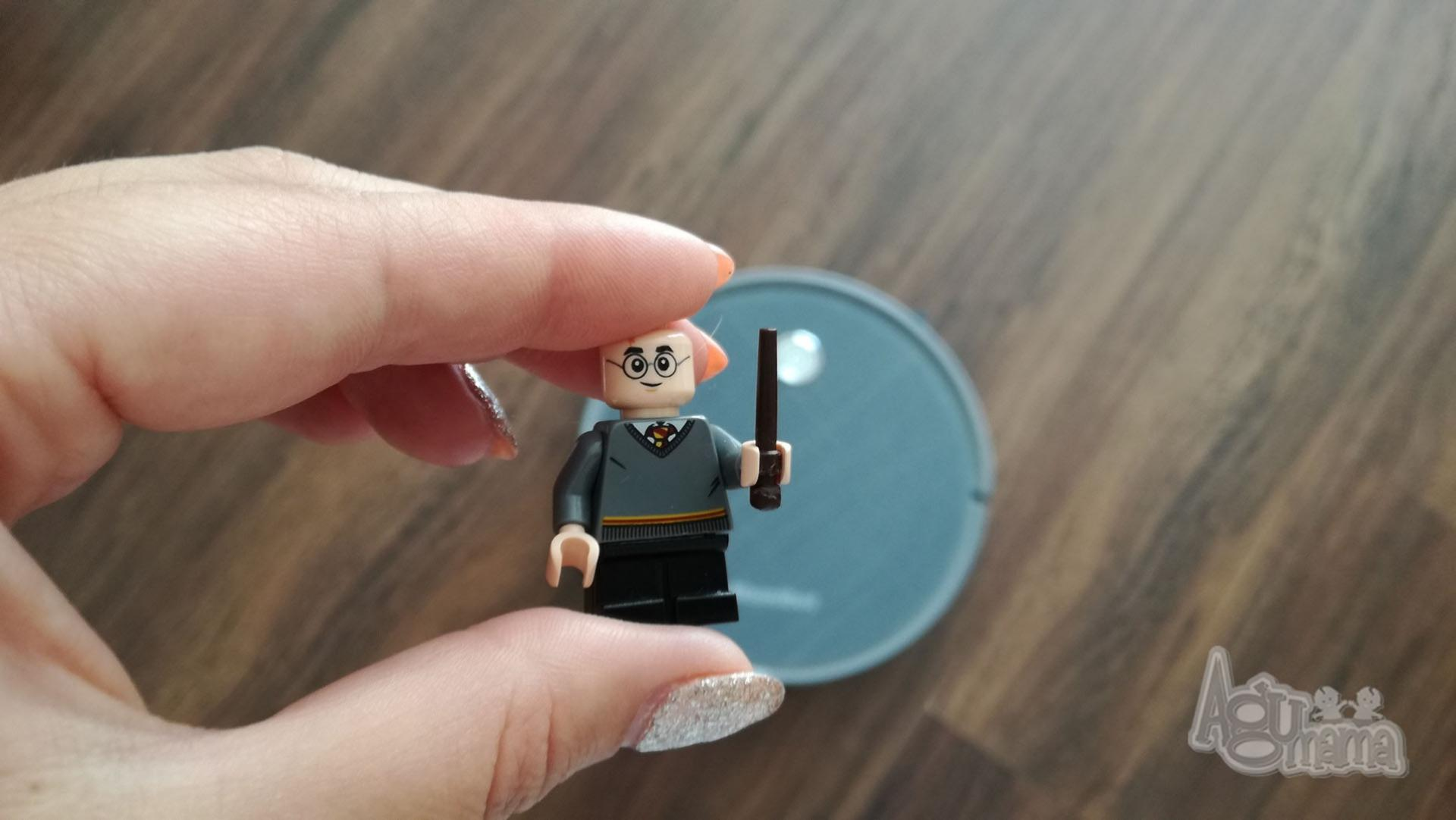 nowości Ameet uratowana figurka LEGO Harry Potter