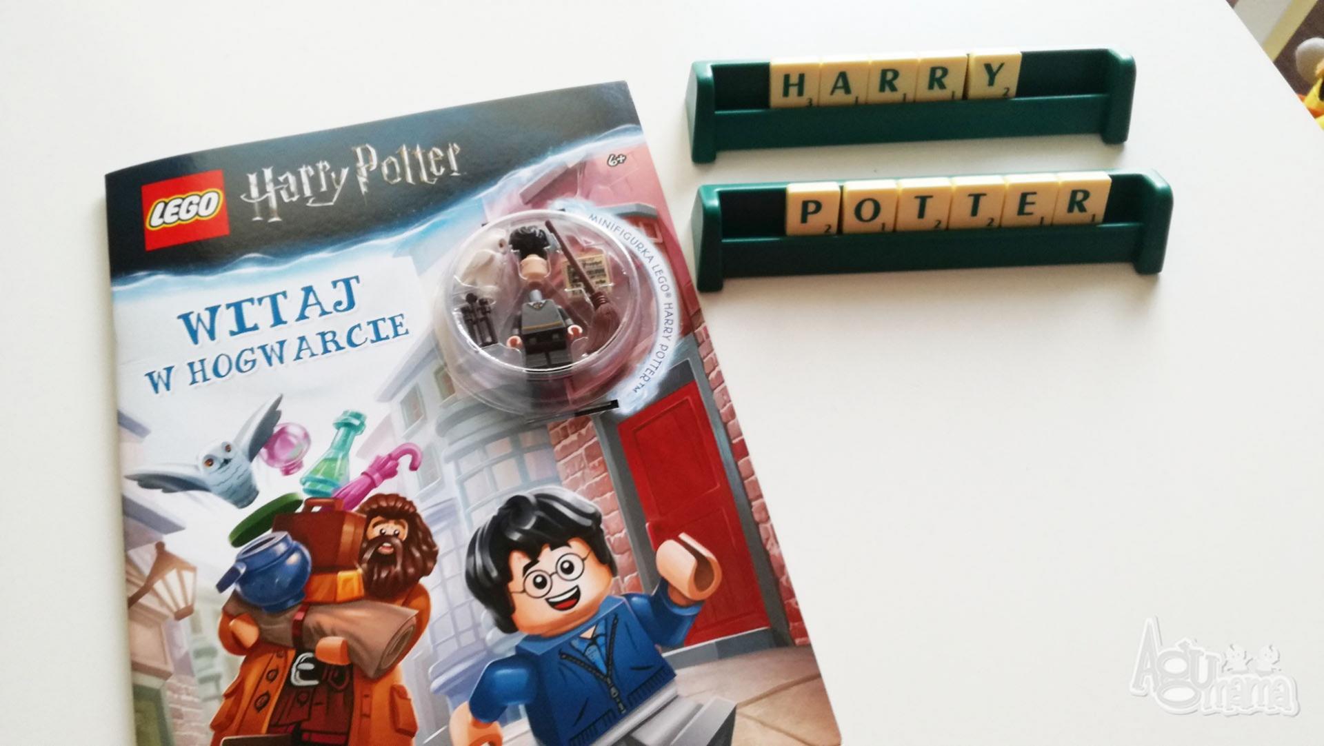 nowości Ameet zeszyt z figurką LEGO Harry Potter
