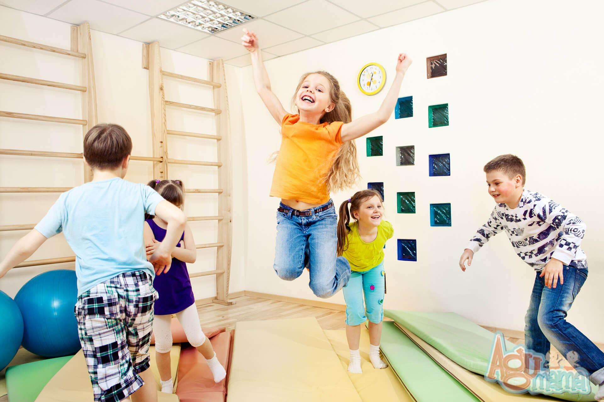 ubezpieczenie dziecka beztroska zabawa