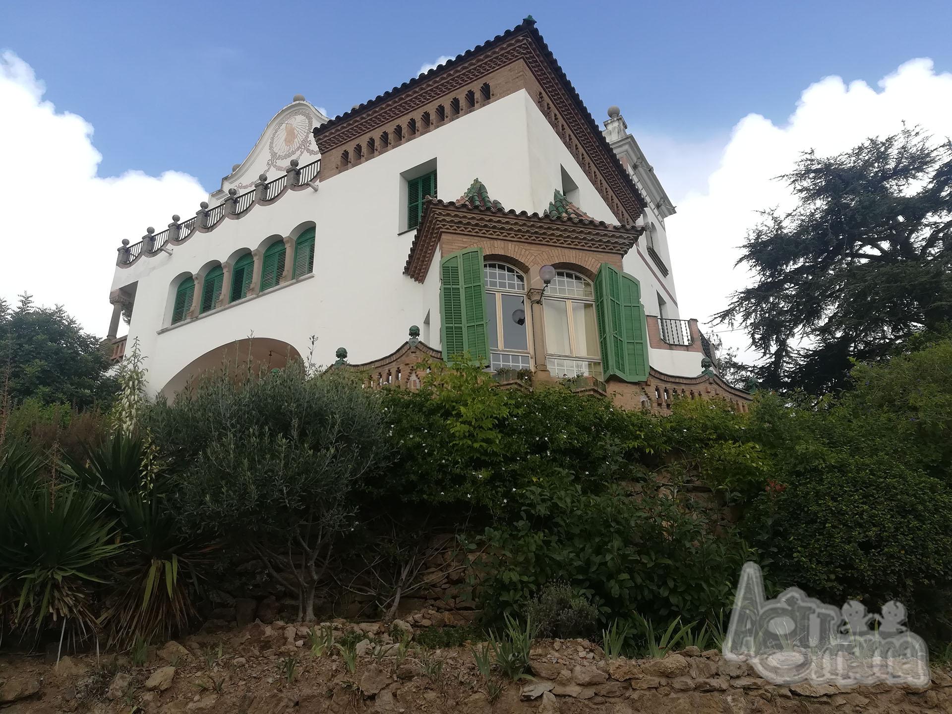 przerwa od macierzyństwa park guell gaudi museum